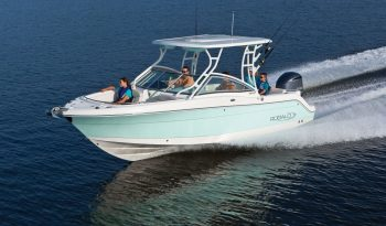 Robalo R247 Crossover – new boat order full