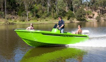 Polycraft 4.1 Challenger – New Boat Order full