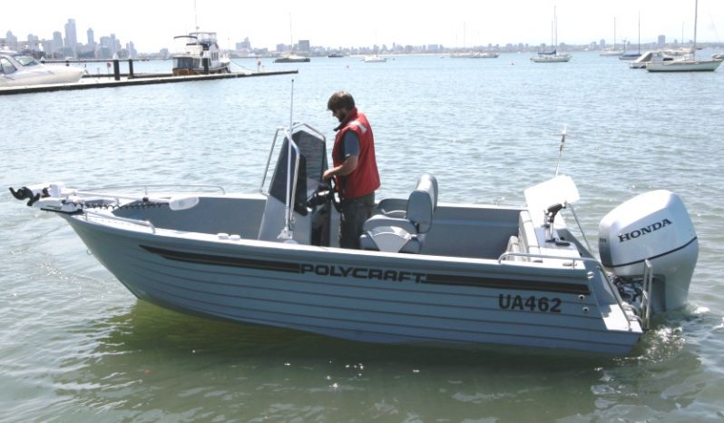 Polycraft 5.30 Warrior – New Boat Order full